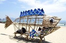 Une caravane pour changer les habitudes de consommation de plastique