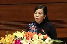 La Commission des voeux du peuple fait le point à l'Assemblée nationale