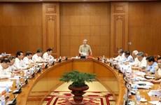 Le Comité de pilotage anti-corruption se prononce sur de grosses affaires