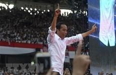 Indonésie: Joko Widodo proclame sa victoire pour un second mandat