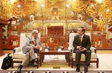 Hanoi veut coopérer avec la France sur l'eau et le traitement des déchets
