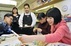 Plus de 200 travailleurs vietnamiens passent un concours pour séjourner au Japon