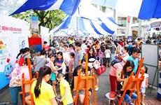 Hô Chi Minh-Ville: Phú My Hung fête les enfants