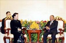 Le président de l'AN cambodgienne en visite au Vietnam la semaine prochaine