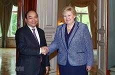 Norvège, important partenaire du Vietnam dans le nord de l'Europe