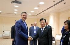 Un pas de deux intense pour l'Année croisée Vietnam-Russie