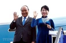 Le PM Nguyên Xuân Phuc achève sa visite officielle en Suède