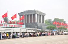 Conservation du corps du Président Ho Chi Minh : des spécialistes russes à l'honneur