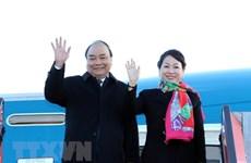 Le PM Nguyen Xuan Phuc termine sa visite officielle en Russie, en Norvège et en Suède