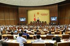 AN : débat sur le développement socioéconomique et des projets de loi