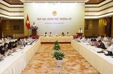 Une conférence de presse informe des sujets de préoccupation