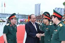Le chef du gouvernement exhorte Viettel à entrer dans le top 10 mondial
