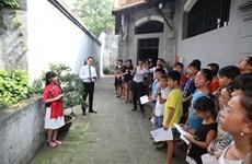 Des programmes pour sensibiliser les élèves à la valorisation du patrimoine