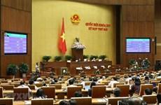Nouvelle journée chargée à l'Assemblée nationale