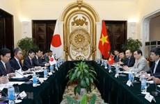 Le Vietnam et le Japon veulent renforcer leur partenariat stratégique étendu