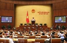 Les députées entament la dernière journée d'interpellations
