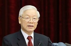 Nguyen Phu Trong cite des orientations dans la préparation au Congrès national du Parti