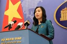 Le Vietnam affirme sa souveraineté sur  les archipels Truong Sa (Spratly) et Hoang Sa (Paracel)  