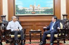 Ho Chi Minh-Ville renforce ses liens avec l'Inde