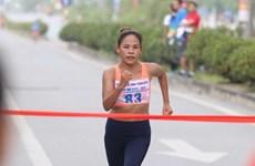 Nguyên Thi Thanh Phuc espère décrocher la médaille d'or aux SEA Games 30