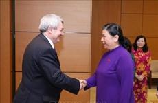 Vietnam et R. tchèque promeuvent leur coopération dans le commerce et l'investissement