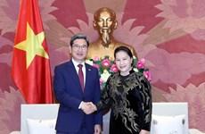 Le Vietnam prêt à parler de partenariat avec la R. de Corée