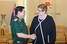 Le Vietnam est un partenaire important de l'Australie