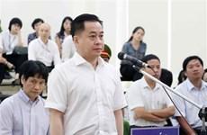 La Cour d'appel maintient la condamnation contre Phan Van Anh Vu