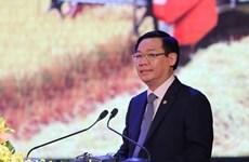 Le vice-PM Vuong Dinh Hue va se rendre au Myanmar et en R. de Corée