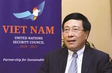 Le Conseil de sécurité de l'ONU et les priorités du Vietnam pour son mandat 2020-2021