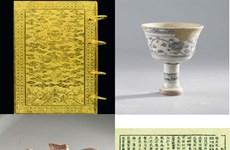 Exposition: sur les traces des différents noms et capitales vietnamiens