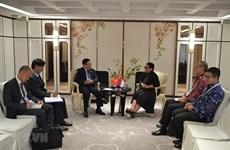 Le Vietnam résolu à resserrer ses liens avec l'Indonésie