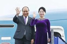 Le Premier ministre part pour le 34e Sommet de l'ASEAN en Thaïlande