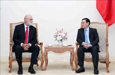 Pour promouvoir la coopération agricole Vietnam-Israël