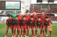 Football Mondial 2022 - Éliminatoires: le Vietnam dans le deuxième chapeau