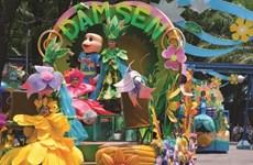 Hô Chi Minh-Ville : Une palette d'activités de divertissement au parc Dâm Sen