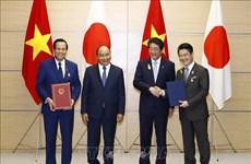 Le Vietnam et le Japon coopèrent sur l'envoi de travailleurs à qualification spécifique
