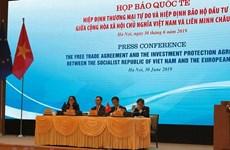 Investissement : l'accord signé avec l'UE va aider à améliorer le climat des affaires