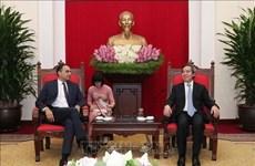 Le Vietnam s'engage à utiliser à bon escient les prêts de la BAD