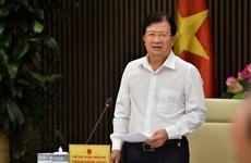 Le vice-PM Trinh Dinh Dung attendu aux Émirats arabes unis et en Tanzanie