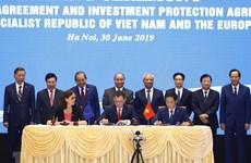 Des entreprises japonaises optimistes pour l'EVFTA