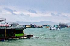 Des localités du Nord et du Centre se préparent au typhon Mun