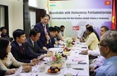 Coopération Vietnam-Inde à travers les sciences et technologies