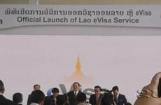 Le Laos lance son visa électronique