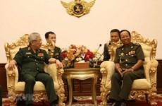 Vietnam et Cambodge souhaitent approfondir leur coopération dans la défense