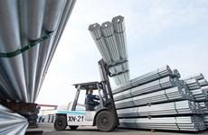 Les exportations nationales de l'acier et du fer se portent bien au 1er semestre