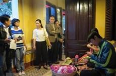 Thua Thien-Hue développe l'artisanat traditionnel