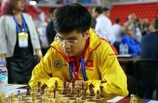 Championnat d'Asie d'échecs: Nguyên Anh Khôi fait cavalier seul