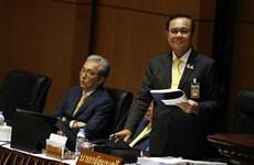 Thaïlande : Le Premier ministre promet de faire avancer le pays