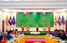 Les Associations d'amitié entre le Vietnam et le Cambodge promeuvent les activités de coopération